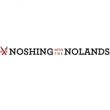 Logo: Noshing with the Nolands